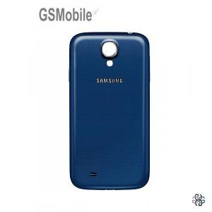 Tampa traseira para Samsung S4 Galaxy i9505 Azul