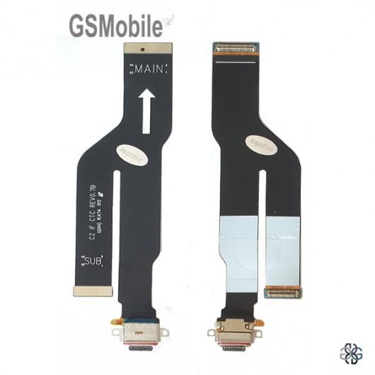 Samsung Note 20 Ultra Galaxy N985 Main flex cable original
