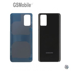 Samsung S20 Plus Galaxy G985F battery cover black