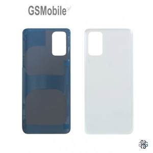 Samsung S20 Plus Galaxy G985F battery cover white