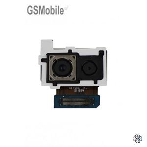 Câmera traseira para Samsung A6 + 2018 Galaxy A605F
