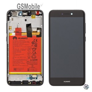 Display for Huawei P8 Lite 2017 Black - Original