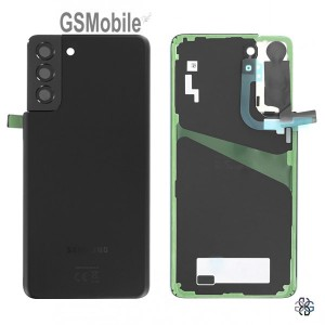 Samsung S21 Plus 5G Galaxy G996 Battery cover black - Original