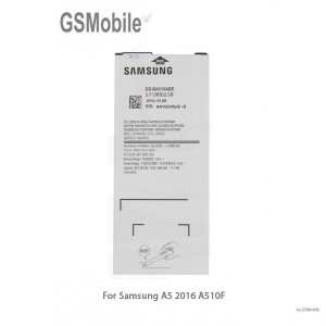 Battery Replacement Samsung A5 2016 Galaxy A510F