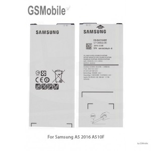 Battery Replacement - Samsung A5 2016