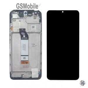 Full LCD Display for Xiaomi Poco M3 Pro 5G Black Original