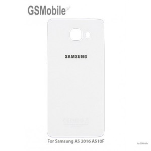 Back Cover Samsung A5 2016 Galaxy A510F - spare parts for Samsung A5 2016