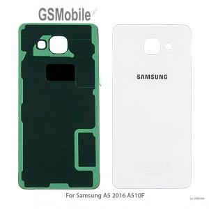 Tampa Samsung A5 2016 Galaxy A510F - peças de reposição para Samsung A5 2016