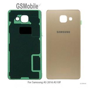 Tampa Samsung A5 2016 Galaxy A510F - peças de reposição para Samsung