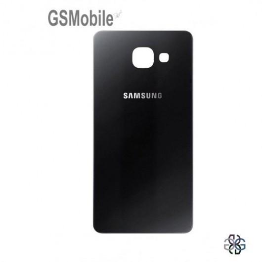 Samsung A5 2016 Galaxy A510F back cover black