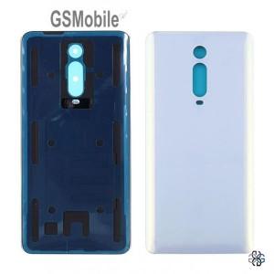 Tampa traseira para Xiaomi Mi 9T Branco
