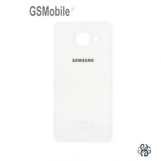 Samsung A3 2016 Galaxy A310F battery cover white