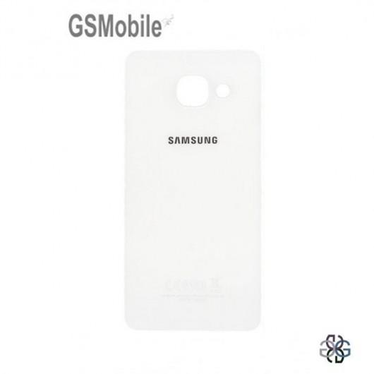 Tampa traseira preta Samsung A3 2016 Galaxy A310F