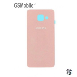 Samsung A3 2016 Galaxy A310F battery cover pink