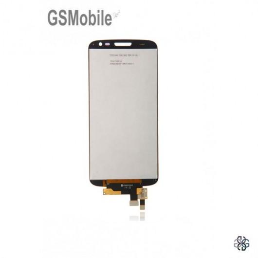 Pantalla completa LG G2 MIni D620 blanco