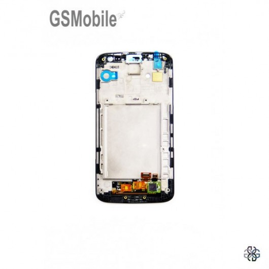 Pantalla completa con marco LG G2 MIni D620 Negro