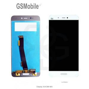 Display for Xiaomi Mi 5 white