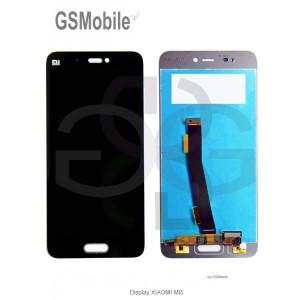 Display for Xiaomi Mi 5 black