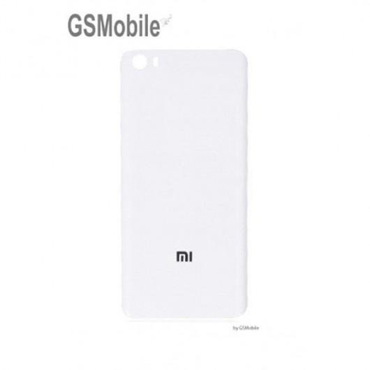 Xiaomi Mi5 battery cover white