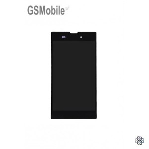 Pantalla completa Sony Xperia T3 D5102 D5103 D5106 M50W negro