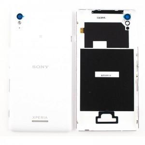 Tapa SONY Xperia T3 D5102 D5103 D5106 M50W blanco
