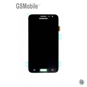 Display Samsung J3 2016 Galaxy J320F Black - Original