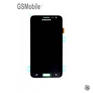 Ecrã - Display LCD Touch Samsung J3 2016 Galaxy J320F Preto Original