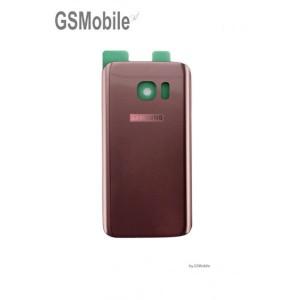 back battery cover Samsung S7 Edge