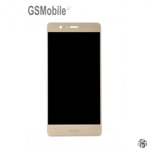 Display for Huawei P9 Lite Gold