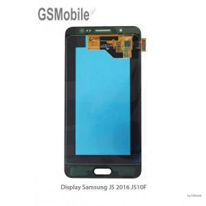 Display Samsung J5 2016 Galaxy J510F Black - Original
