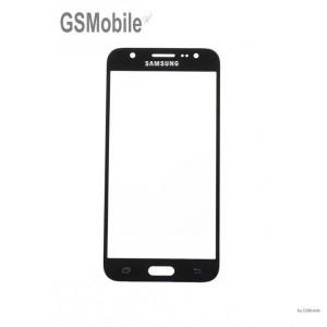 Vidro Dianteiro preto para Samsung J5 2016 Galaxy J510F