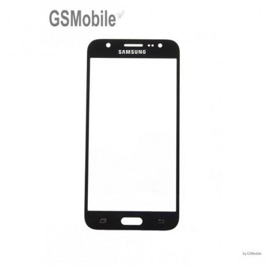 Samsung J5 2016 Galaxy J510F Screen Glass Lens black