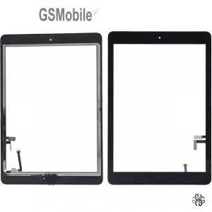 Ecrã Touch Screen preto iPad Air