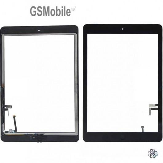 iPad Air Touchscreen black