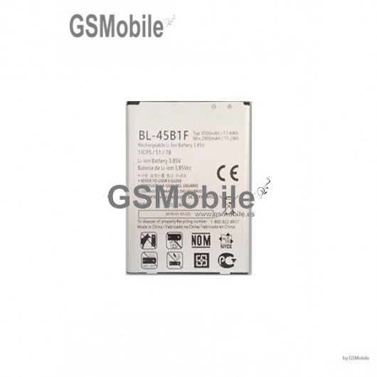 Bateria LG Stylus 2 K520N
