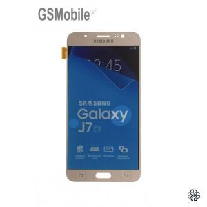 reposto tela Samsung J7 2016