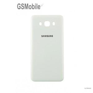 Tampa traseira para Samsung J7 2016 Galaxy J710F Branco