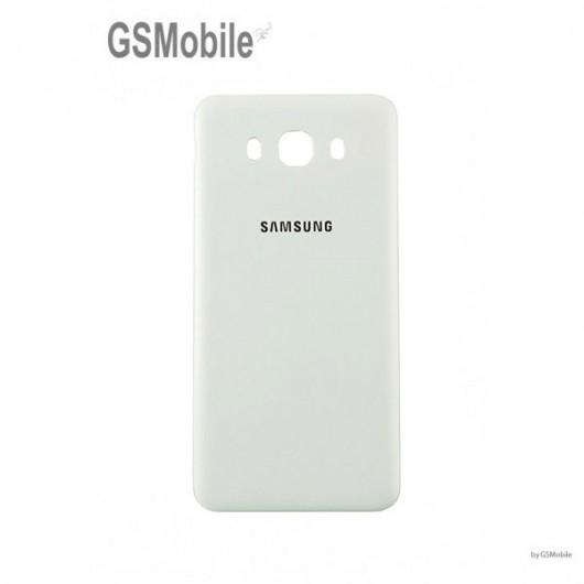 Samsung J7 2016 Galaxy J710F Battery Cover White