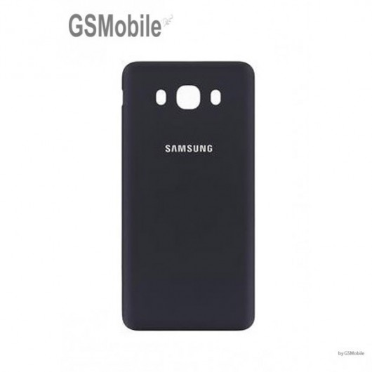 Samsung J7 2016 Galaxy J710F Battery Cover Black