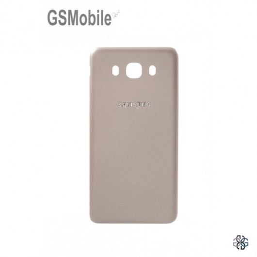 Samsung J7 2016 Galaxy J710F Battery Cover Gold
