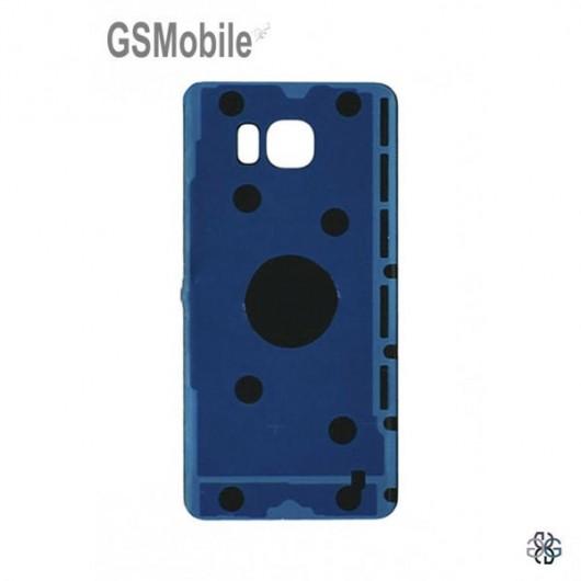 Tapa Samsung N920 Note 5 Azul