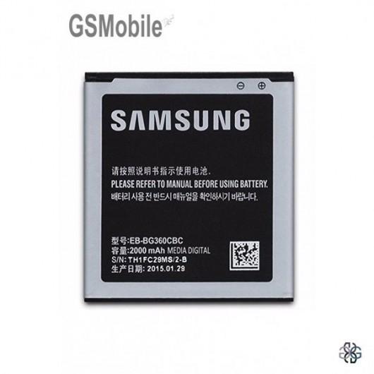 Bateria para Samsung Core Prime Galaxy G360F