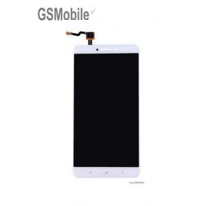 Ecrã - Display LCD Touch Xiaomi Mi Max Branco