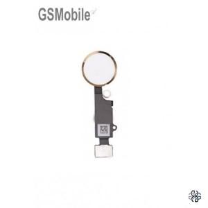 Botão home para iPhone 7 Dourado - Venta de productos para teléfonos iPhone