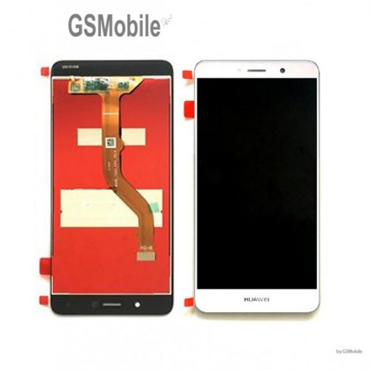Display for Huawei P8 Lite 2017 White