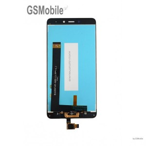 Pantalla completa Xiaomi Redmi Note 4 dorado