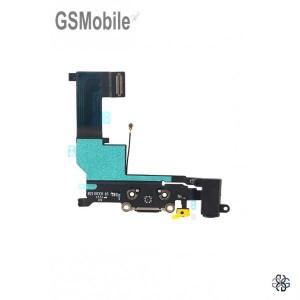 Conector de carregamento flex iPhone SE - Venda de componentes de substituição da Apple