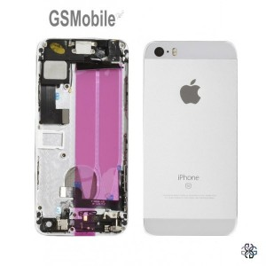 Chassis for iPhone SE White - Sale Replacement Components for Apple