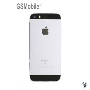 Chassis para iPhone SE Preto - vendas de peças sobressalentes da Apple
