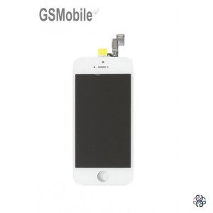Full Display iPhone SE White